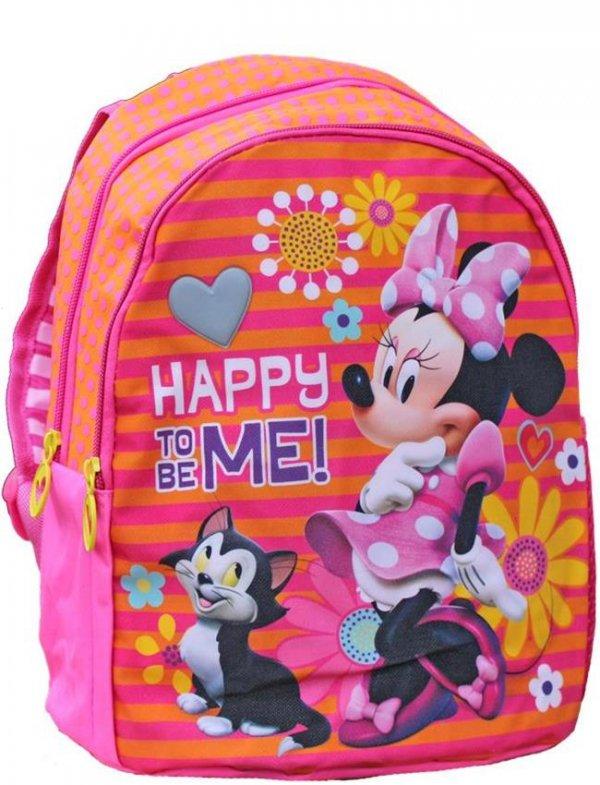Plecak Plecaczek Myszka Minnie Mini dla Dziewczynki [607691]