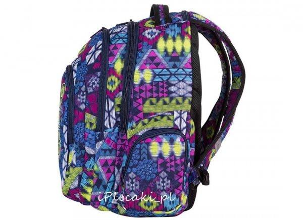 plecaki szkolne dla dziewczyny CP fioletowy