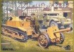 RPM 35004 1/35 PzKpfw TKS (p) + Ra-43