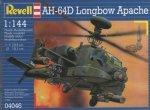 Revell 04046 Model Set AH-64D Longbow Apache
