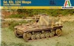 ITALERI  Wespe Sd.Kfz.124  1/72  7061