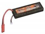 Gens Ace 4000mAh 7.4V 30C 2S1P Hard Cas Akumulator