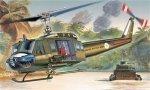 Italeri 1247 UH-1D