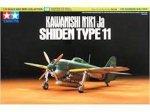 Tamiya 60768 KAWANISHI SHIDEN TYPE11 1/72