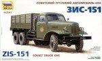 ZVEZDA 3541 ZIS 151 SOV. TRUCK 1/35