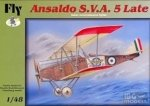 Fly 48007 1/48 Ansaldo S.V.A 5 late