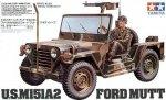 Tamiya 35123 U.S. M151A2 FORD MUTT 1/35