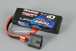 AKUMULATOR TRAXXAS LiPo 7,4V/2200mAh do 1/16