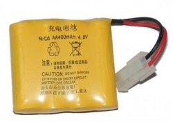 Akumulator NiCd 400mAh 4,8V