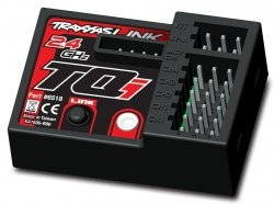 TRAXXAS [6518] - Odbiornik micro TQi 2.4GHz