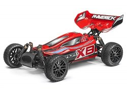 STRADA RED XB 1/10 4WD ELECTRIC BUGGY
