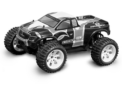Monster Truck Body Clear (Strada EVO MT) OBUDOWA