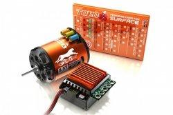 Zestaw napędowy SkyRC Cheetah 1/10 +regulator ESC