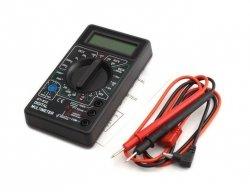 Miernik Uniwersalny DT-832 - buzzer - wielozakreso