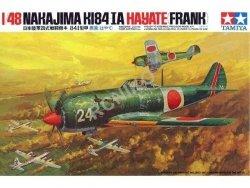 TAMIYA 61013 1/48 Hayate (Frank)
