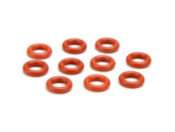 SILICONE O-RING 5x9x2mm (10pcs)