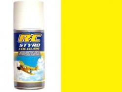 Lakier RC STYRO 007 YELLOW FLUORESCENT