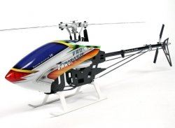 Helikopter RC Tarot 450 PRO V2 FBL SILVER