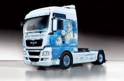 Italeri 3921 Man TGX XXL Wolf Transporte
