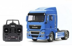 Tamiya 56350 MAN TGX 18.540 9 French Blue do złożenia AUTO RC