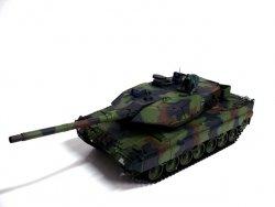 CZOŁG Leopard 2A6 2.4GHz steel 1:16 camo v.4