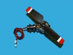 Komplet wirnika ogonowego FX059   KEHFX5913