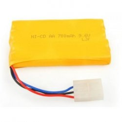 Akumulator bateria NQD 700mAh 9,6V Ni-Cd