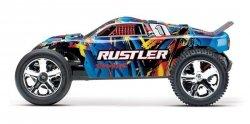 Traxxas 1/10 RUSTLER RTR XL-5 Auto RC