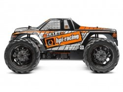 HPI BULLET MT 3.0 1/10 4WD NITRO MONSTER TRUCK AUTO RC