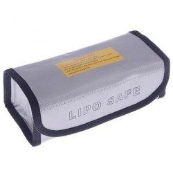 Torba bezpieczeństwa ochronna LiPo 185x75x60 mm