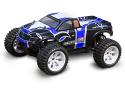 Monster Truck Painted Body Blue (Strada EVO MT) MV