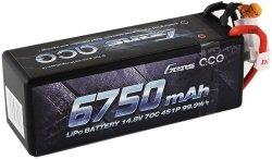Akumulator Gens 6750mAh 14,8V 70C 4S1P Hard Case