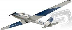 Samolot Motoszybowiec FOX 2300 ARF Pelikan