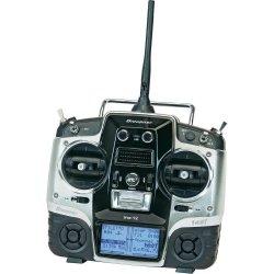 Aparatura GRAUPNER MX-12 HOTT - telemetria