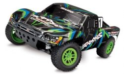 TRAXXAS AUTO 1/10 Slash4X4 Short-Course Truck Titan 12T
