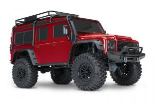 Model przeprawowy TRAXXAS TRX-4 DEFENDER AUTO RC