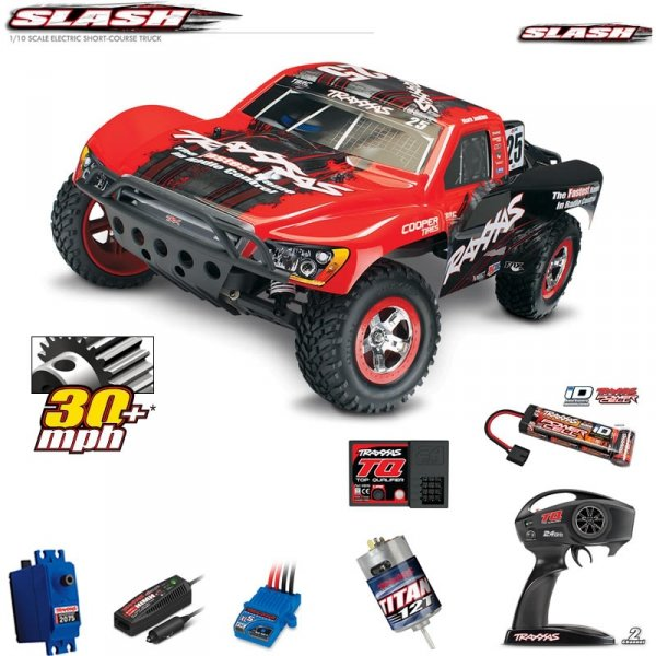 Slash Pro 2WD Short-Course Truck 1/10 Traxxas