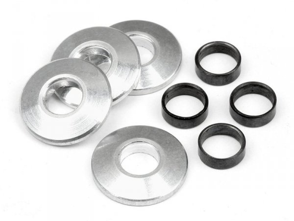 WHEEL SPACER SET (4pcs) 101305