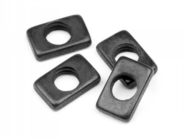 STEERING NUT 3mm (4pcs) 101226