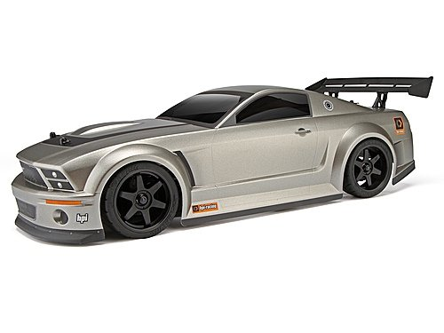 SPRINT 2 FLUX RTR WITH MUSTANG GT-R BODY