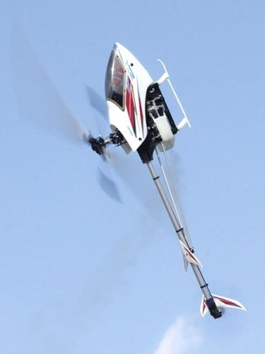 Helikopter Spalinowy HIROBO SDX 50+silnik