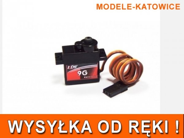 KDS Serwo 9g cyfrowe