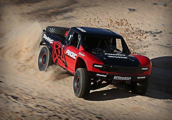 TRAXXAS Unlimited Desert Racer 4WD Kontrola Trakcji AUTO RC