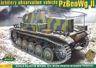ACE 72270 1/72 PzBeoWg II