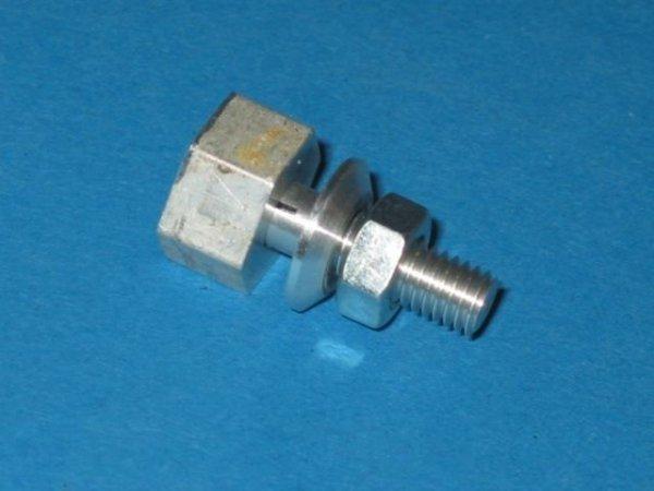 Piasta samocentrująca oś 2,3mm M5