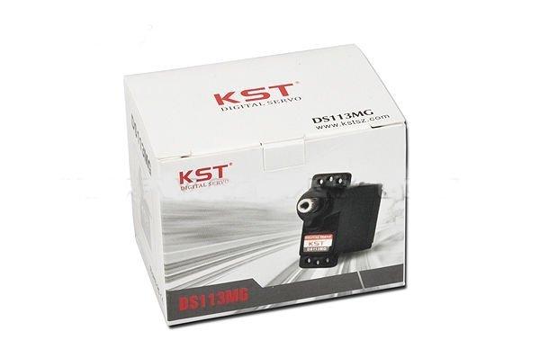 KST serwo DS113MG Metalowe Zębatki