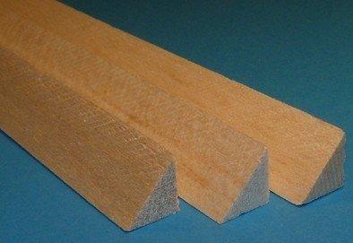 Listwa o przekroju trójkątnym 15mm