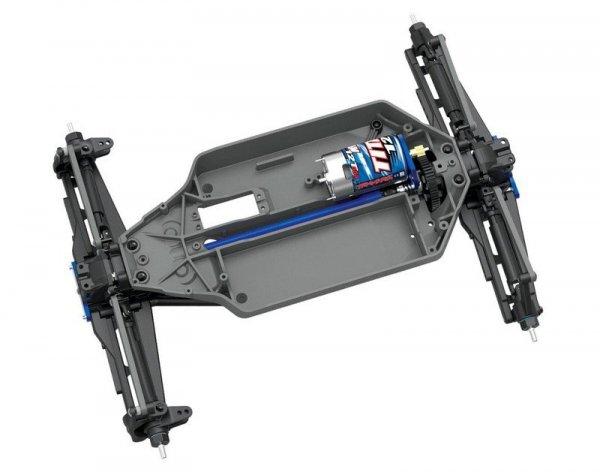 TRAXXAS 1/10 STAMPEDE 4X4 XL-5  AUTO RC