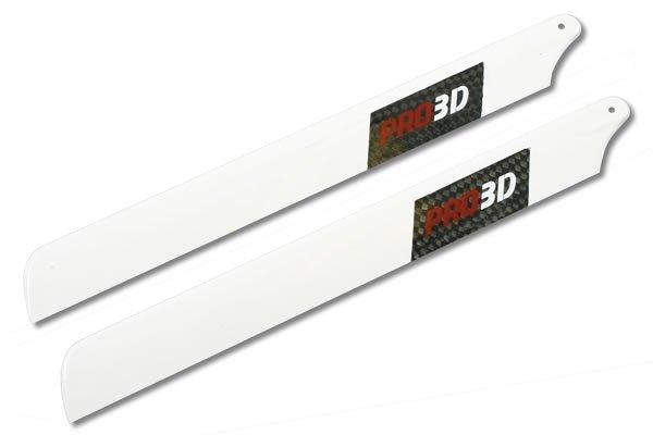 Łopaty śmigła węglowe 335mm PRO 3D  BLADE