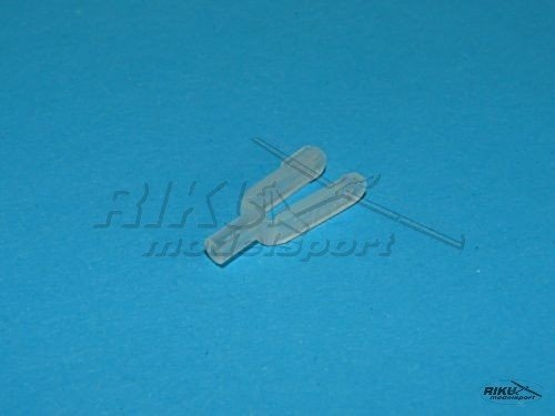 Snap plastikowy - składany 1,2 x 22mm